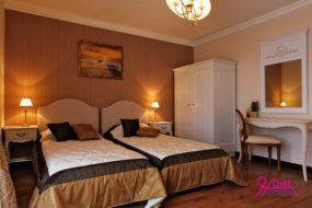 Отельские комнаты