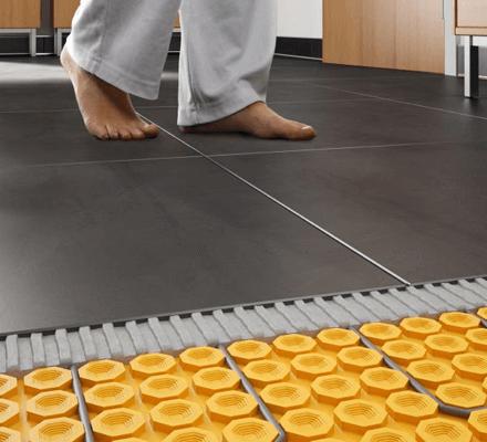 предимства на подово отопление - Интериорен дизайн Homedesign