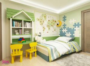 Визуализация на детска стая