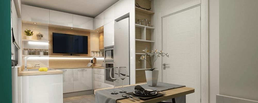 проектиране и изработване на мебели и кухни